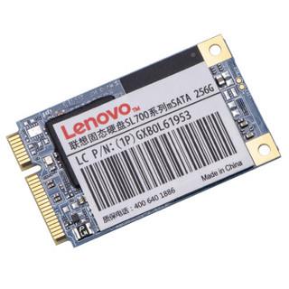 Lenovo 联想  固态宝系列 SL700 固态硬盘 256GB