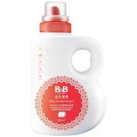 B&B 保宁 洗衣液 婴儿衣物纤维洗涤剂瓶装1500ml