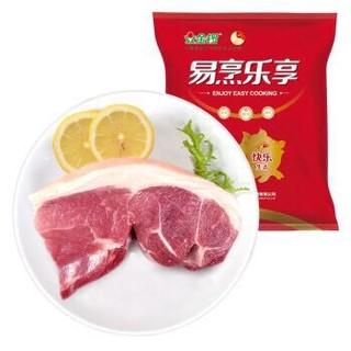 京东PLUS会员 : 金锣 猪肉 前腿肉(带膘) *3件