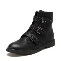 SHOEBOX 鞋柜 休闲马丁靴