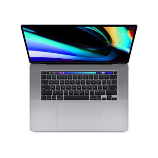 Apple 苹果 MacBook Pro系列 MVVK2CH/A 16英寸笔记本电脑(i9、16GB、1TB、RP5500M、深空灰)