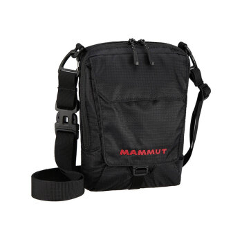 MAMMUT 猛犸象 2810-00120 单肩挎包 2810-00120 黑色 4L