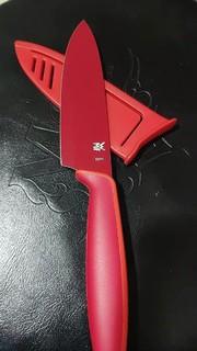 刀具看着很锋利,比较大气的。 独立刀削方