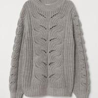 H&M 0657323 女士针织衫