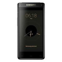 SAMSUNG 三星 SM-G9298 翻盖智能手机 (4GB、64GB、黑色)