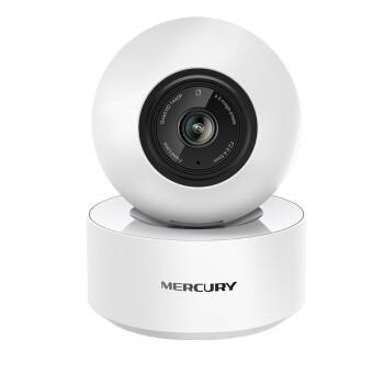 MERCURY 水星网络 MIPC451-4 智能摄像头 4mm 400万像素 白色
