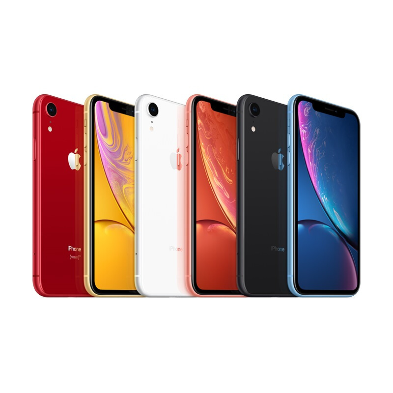 Apple 苹果 iPhone XR 4G手机