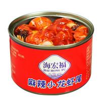 海宏福麻辣小龙虾尾海鲜熟食