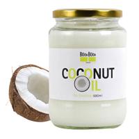 BOONBOON 精炼椰子油 680ml *3件