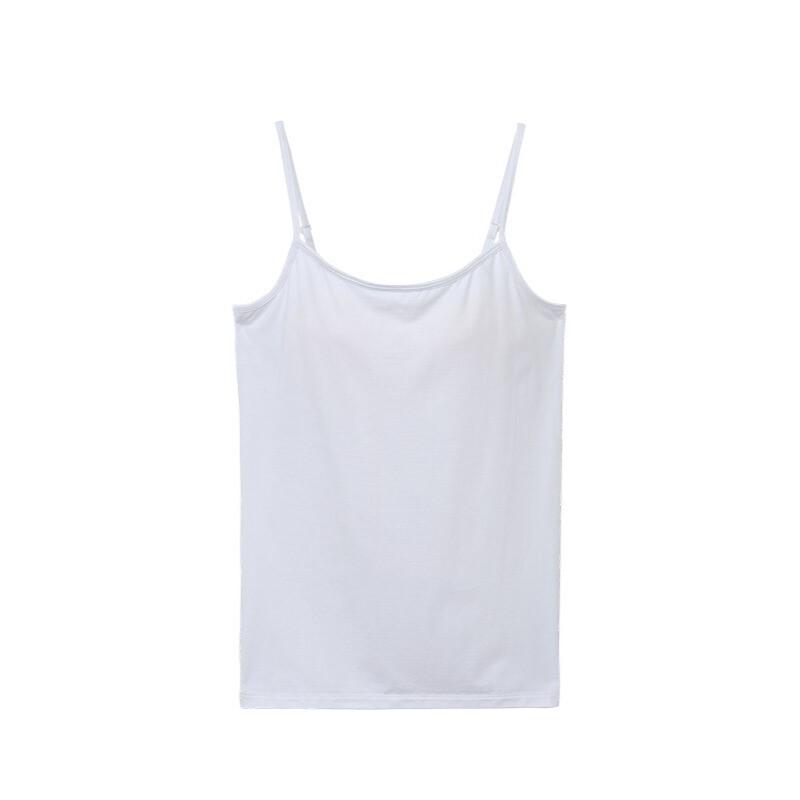 YANXUAN 网易严选 女式无压力bra吊带 1130046 白色 S