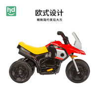 小龙哈彼儿童电动车摩托车