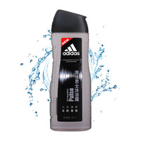 adidas 阿迪达斯 男士沐浴露 400ml *2件