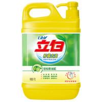 立白 柠檬去油洗洁精(清新柠檬)1kg/瓶 快速去油 不伤手