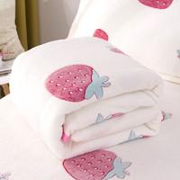 珊瑚绒毯子冬季法兰绒毛毯加厚保暖床单人宿舍学生空调午睡小毯子