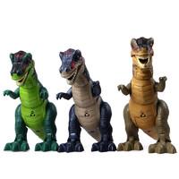 文盛 霸王龙侏罗纪电动仿真动物模型