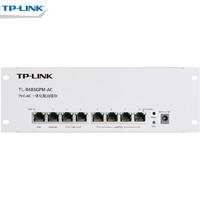 TP-LINK TL-R488GPM-AC 双WAN口4口PoE供电AC控制器AP管理路由一体机
