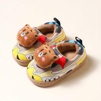 LATE TIME 儿童包跟棉拖鞋
