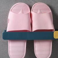 婷兰朵 浴室壁挂式拖鞋架