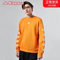 kappa 卡帕 男士串标运动卫衣