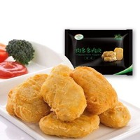 圣农 肉多多鸡块 原味 黑椒口味 320g/袋