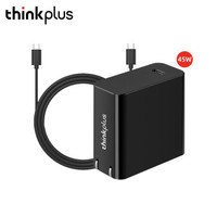 Lenovo 联想 thinkplus USB-C 充电器 45W *2件