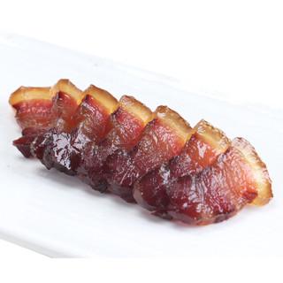 荣业 广式腊肠腊肉 广东特产五花腊肉250g