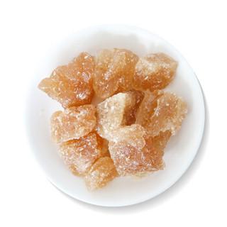 寿全斋 冰糖 黄冰糖  微甜 清香色亮 红烧肉煲汤多晶体调味品300g