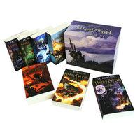 《Harry Potter 哈利·波特》1-7全套 英文原版