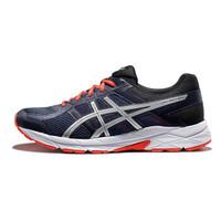 亚瑟士(ASICS)透气缓冲跑步鞋 男运动鞋 GEL-CONTEND 4 蓝色T8D4Q-4906 42.5 *4件