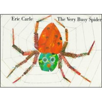 The Very Busy Spider [Board book][非常忙的蜘蛛]