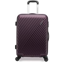 美旅拉杆箱 28英寸时尚商务男女行李箱 超轻万向轮旅行箱密码锁AX9优雅紫