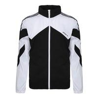 阿迪达斯秋季新款男子梭织外套Palmeston WB防风衣 DJ3450