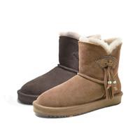 Teenmix 天美意 AV421DD9 休闲雪地靴