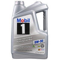 Mobil 美孚 1号 全合成机油 5W-30 SN级 5QT *2件 +凑单品