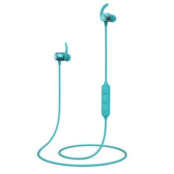 EDIFIER 漫步者 W280BT 蓝牙耳机 天青蓝 磁吸入耳式 天青蓝