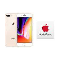 Apple 苹果 iPhone 8 Plus 智能手机 64GB 全网通 金色 官方AppleCare+版