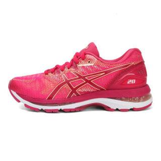 asics亚瑟士 新款女子GEL-NIMBUS 20女跑鞋T850N-2121 TOPSPORTS T850N-2121 39