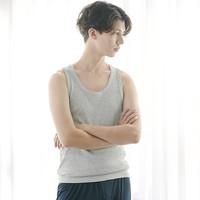 UNIQLO 优衣库 413488 男士袋装罗纹背心