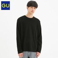 GU 极优 GU318286000 男装简约多色长袖