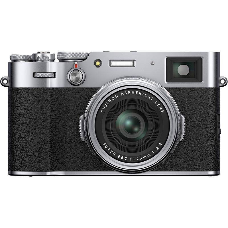 FUJIFILM 富士 X100V 数码旁轴相机 银色
