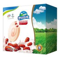 伊利 伊利牧场红枣牛奶口味雪糕冰淇淋 70g*6/盒