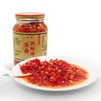 华越 蒸鱼剁辣椒 620g
