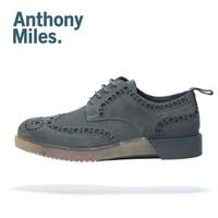 Anthony Miles MB0024 男士布洛克休闲鞋 *2件