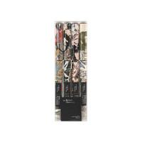 晨光 x 大英博物馆 水浒豪杰系列 速干中性笔 0.5mm 黑色 4支/盒
