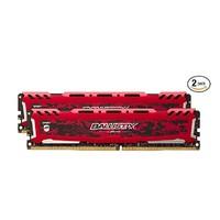 crucial 英睿达 Ballistix 铂胜 Sport LT DDR4 3000 台式机内存 16GB(8GB*2)