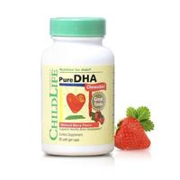 CHILDLIFE 童年时光 婴儿DHA胶囊 90粒