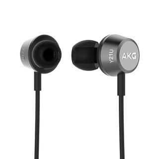 AKG 爱科技 Y21U 有线耳机 黑色 入耳式
