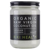 KIKI Health 有机初榨椰子油 500ml