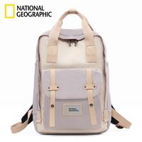 National Geographic国家地理背包双肩包学生书包女学院风男潮ins