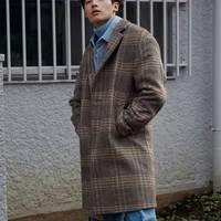 GXG GY126083G 男士长款大衣  *2件